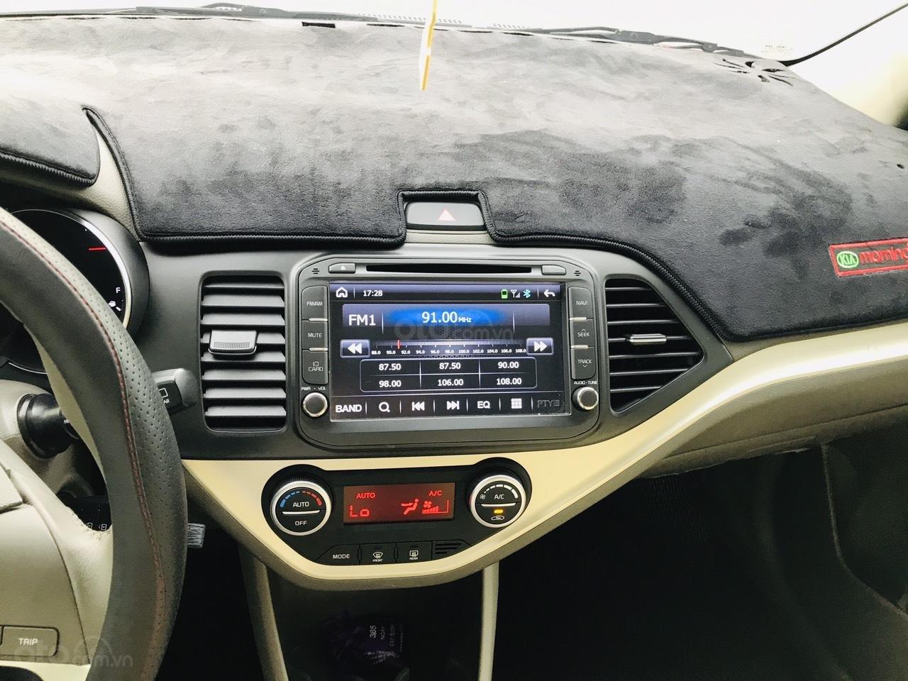 Cần bán lại xe Kia Morning Luxury 1.25L AT 2019, bản cao cấp nhất, mới như xe hãng, odo hơn 2000Km, giá 365tr (7)