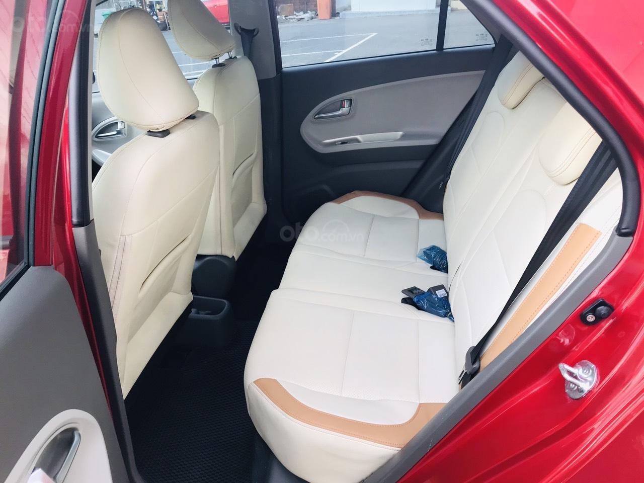 Cần bán lại xe Kia Morning Luxury 1.25L AT 2019, bản cao cấp nhất, mới như xe hãng, odo hơn 2000Km, giá 365tr (9)