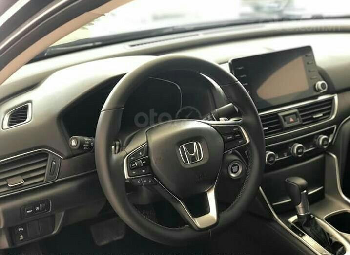 [Đại lý chính hãng - Honda ô tô Khánh Hòa] Honda Accord 2020 (Mới 100%), ưu đãi và quà tặng hấp dẫn (6)