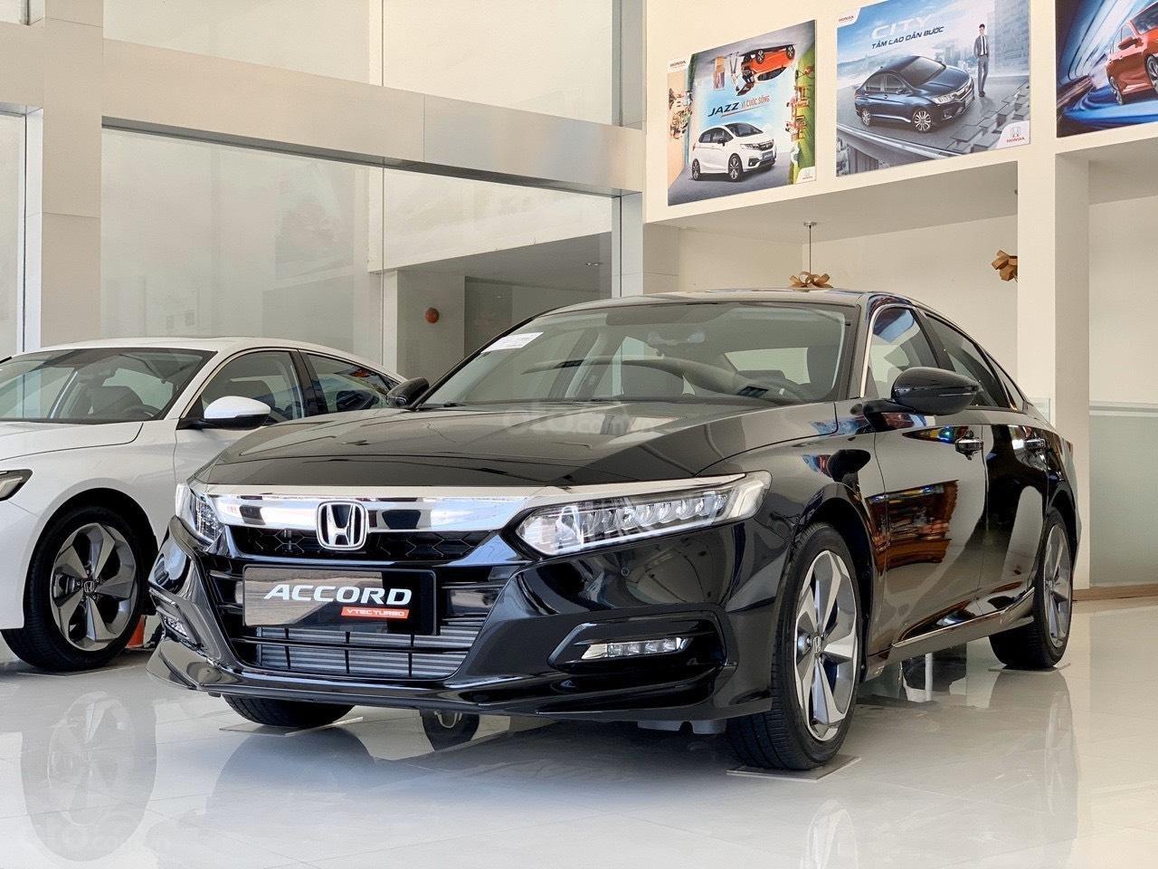 [Đại lý chính hãng - Honda ô tô Khánh Hòa] Honda Accord 2020 (Mới 100%), ưu đãi và quà tặng hấp dẫn (1)