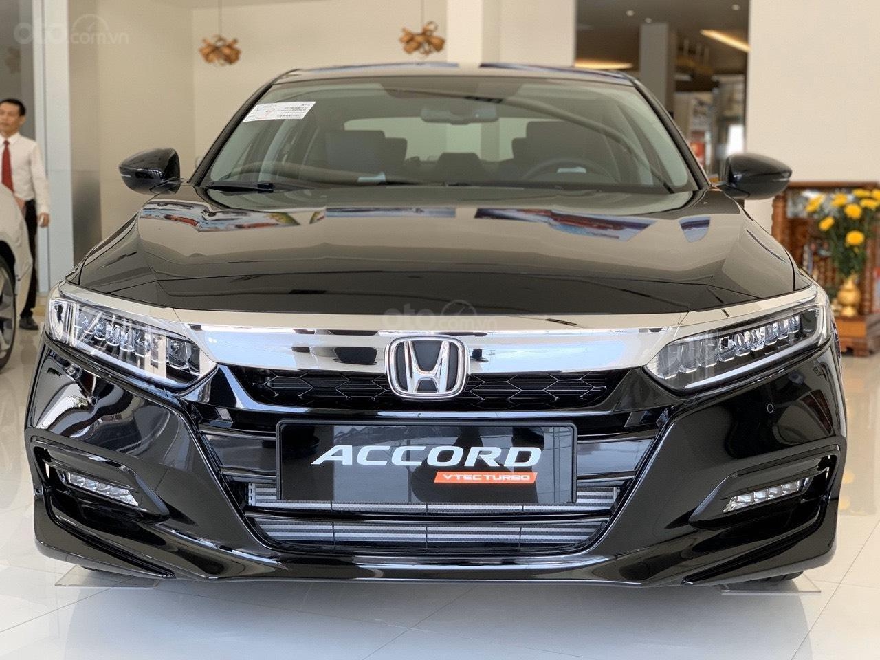 [Đại lý chính hãng - Honda ô tô Khánh Hòa] Honda Accord 2020 (Mới 100%), ưu đãi và quà tặng hấp dẫn (3)
