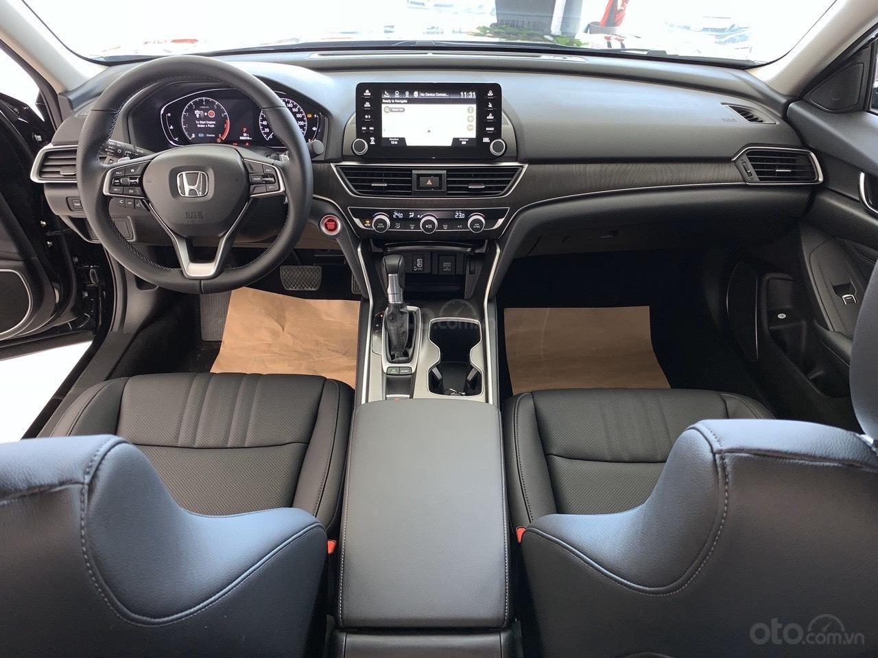 [Đại lý chính hãng - Honda ô tô Khánh Hòa] Honda Accord 2020 (Mới 100%), ưu đãi và quà tặng hấp dẫn (10)