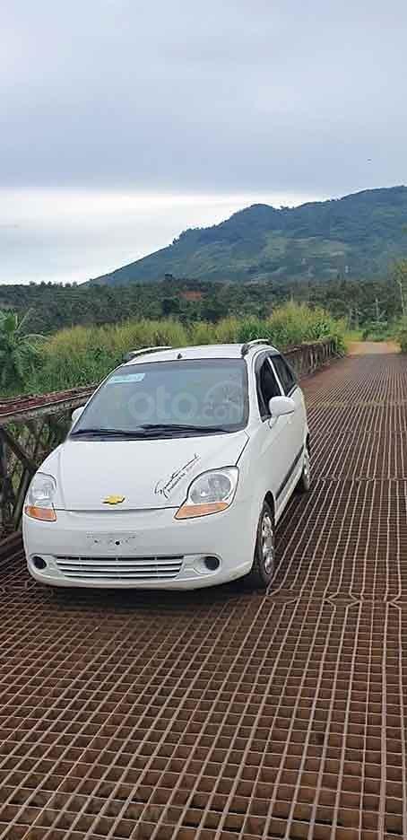 Cần bán Chevrolet Spark Van LS năm 2011, màu trắng chính chủ, 99 triệu (1)
