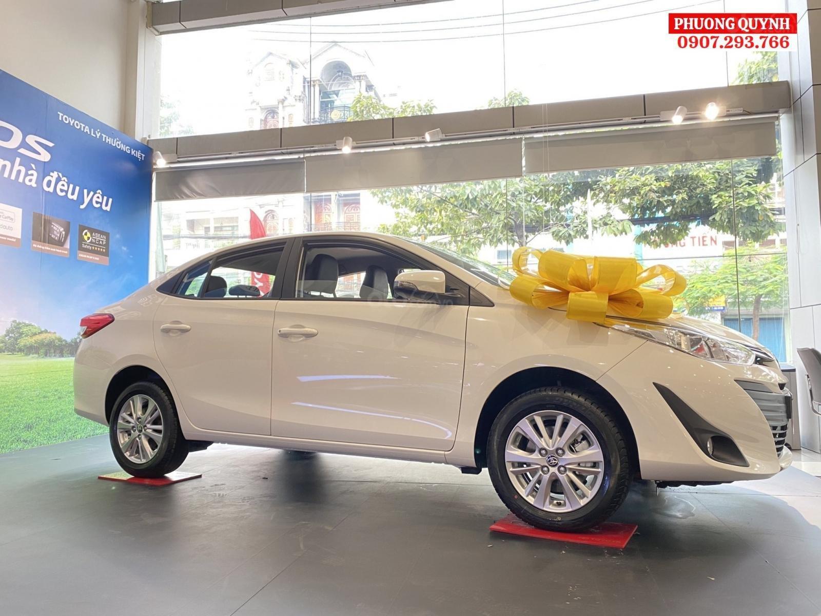 Toyota Vios 2020 giá tốt - khuyến mãi nhiều - giảm ngay 50% thuế trước bạ (3)