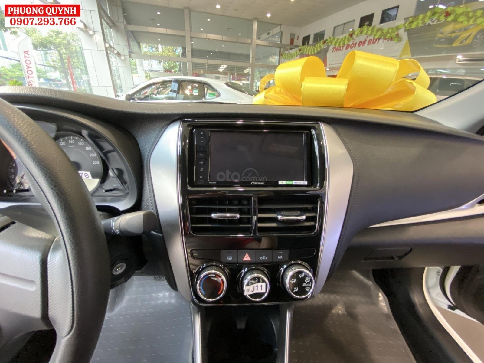 Toyota Vios 2020 giá tốt - khuyến mãi nhiều - giảm ngay 50% thuế trước bạ (5)
