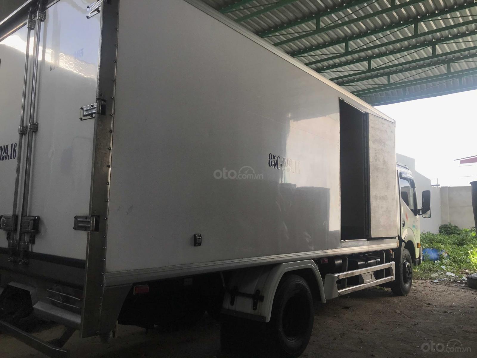 Bán gấp xe tải Veam 2015 VT651 6.4 tấn thùng kính, động cơ Nissan (2)