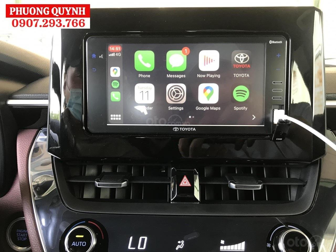 Toyota Corolla Cross 2020, xe sẵn giao ngay cực hot (6)