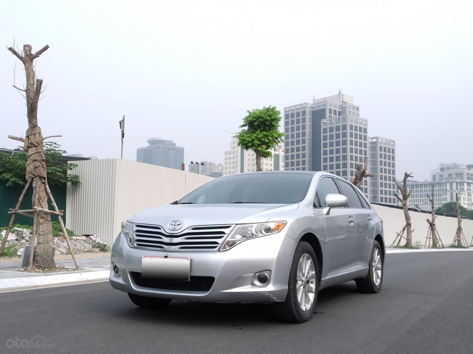 Toyota Venza 2009 nhập khẩu, xe đẹp khó tìm (3)