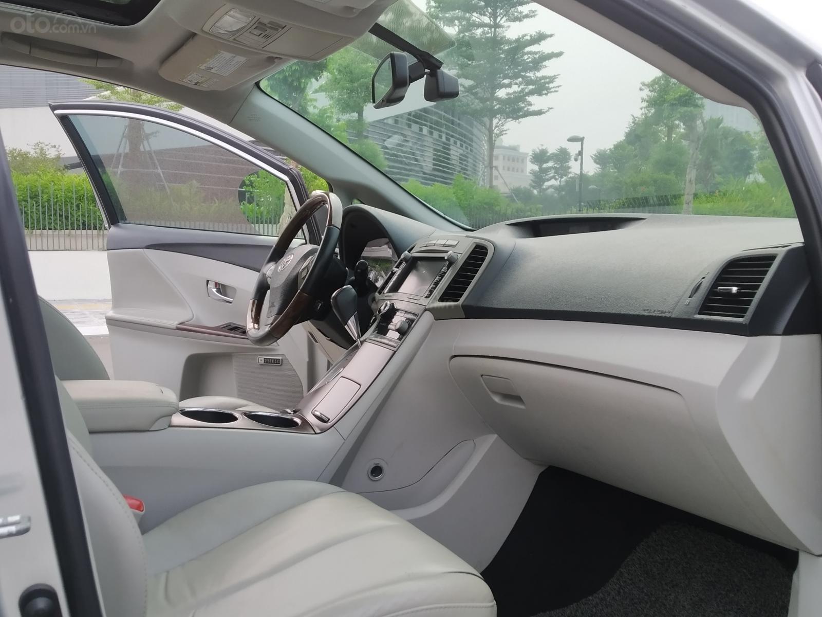 Toyota Venza 2009 nhập khẩu, xe đẹp khó tìm (6)
