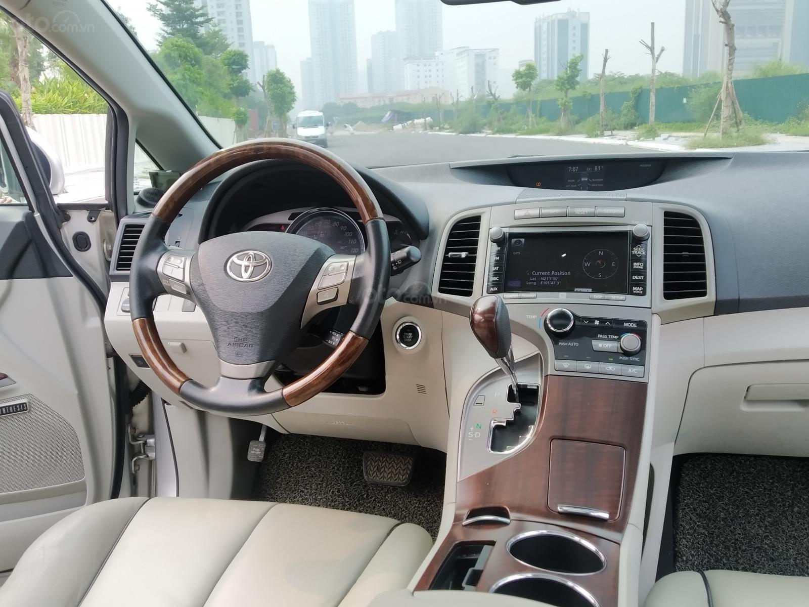 Toyota Venza 2009 nhập khẩu, xe đẹp khó tìm (8)