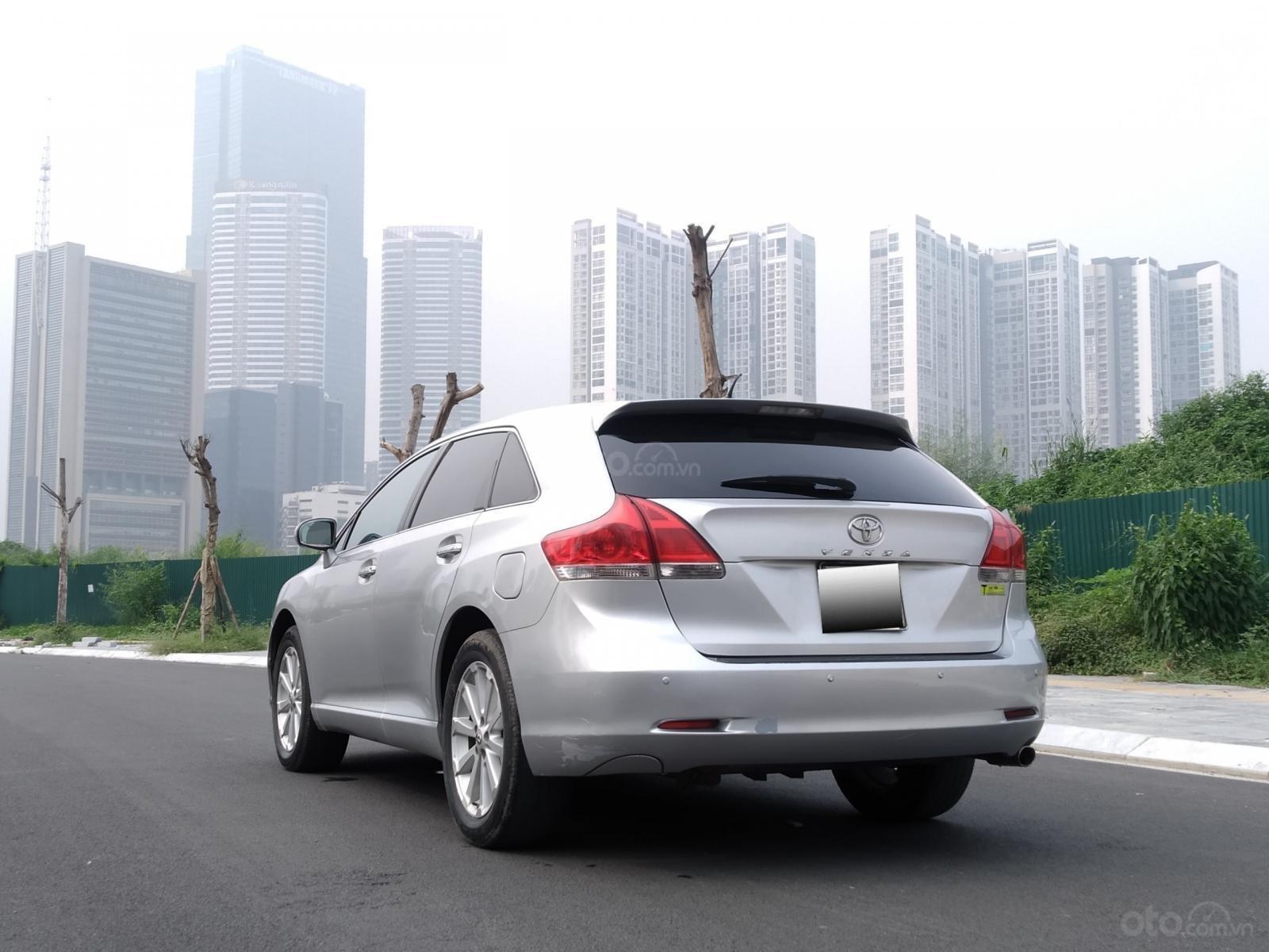 Toyota Venza 2009 nhập khẩu, xe đẹp khó tìm (5)