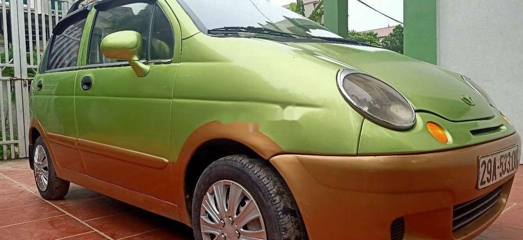 Cần bán Daewoo Matiz sản xuất năm 2007, biển Hà Nội (2)