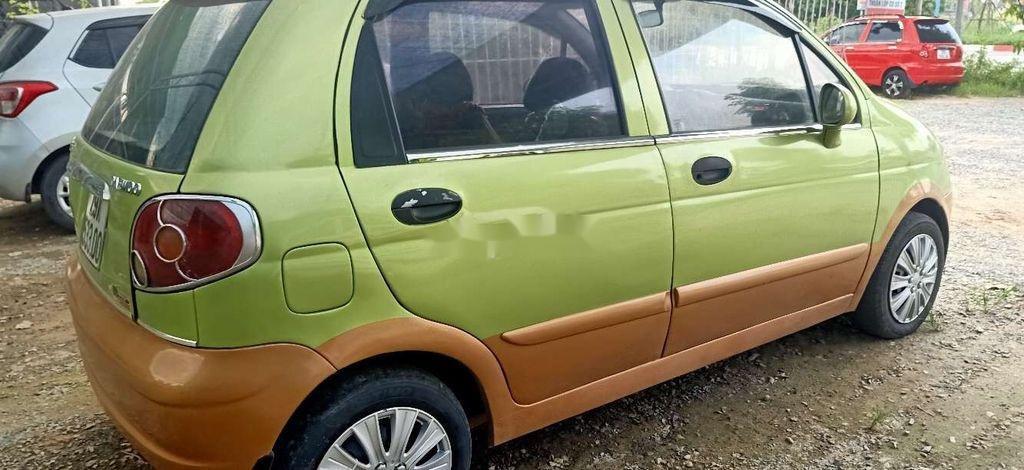 Cần bán Daewoo Matiz sản xuất năm 2007, biển Hà Nội (3)