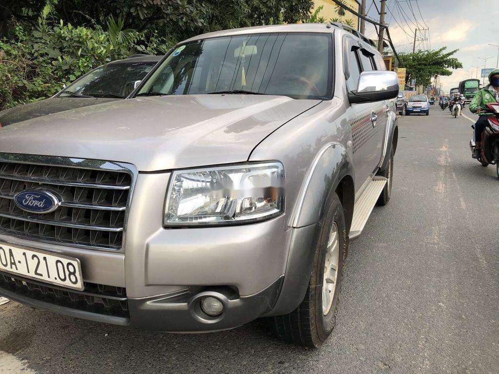 Bán xe Ford Everest đời 2007, màu bạc, 7 chỗ ngồi (3)