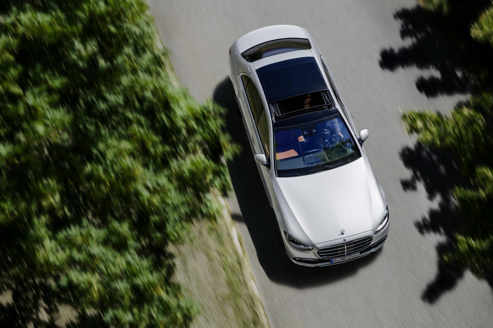 Mercedes S-Class 2021 sở hữu biến thể động cơ đa dạng cho khách hàng lựa chọn.