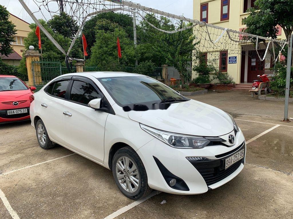 Bán Toyota Vios năm sản xuất 2018, bản 2019 (6)