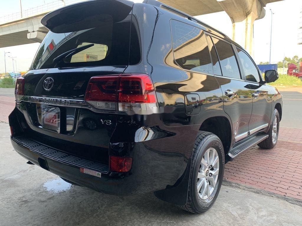 Bán xe Toyota Land Cruiser đời 2016, màu đen, nhập khẩu nguyên chiếc (12)