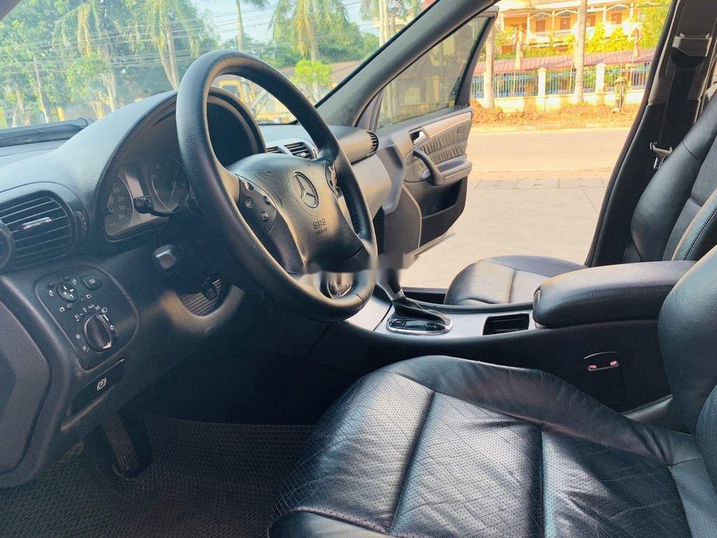 Cần bán xe Mercedes C240 sản xuất 2004 số tự động (5)