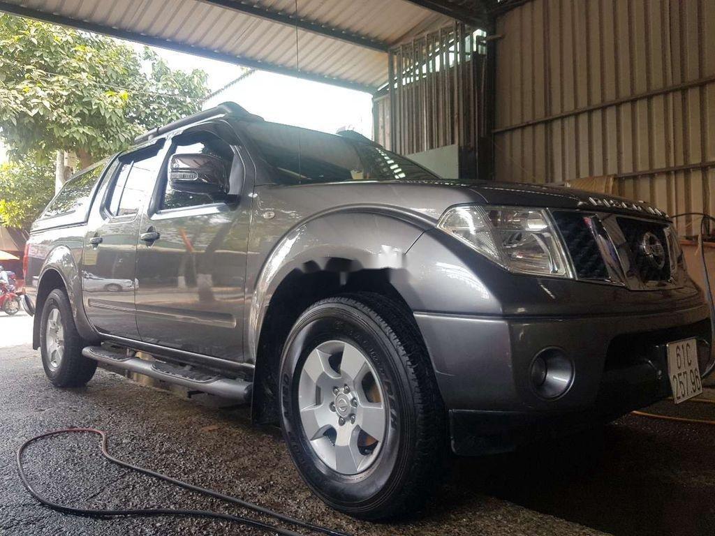 Bán Nissan Navara sản xuất năm 2013, màu bạc, nhập khẩu  (3)