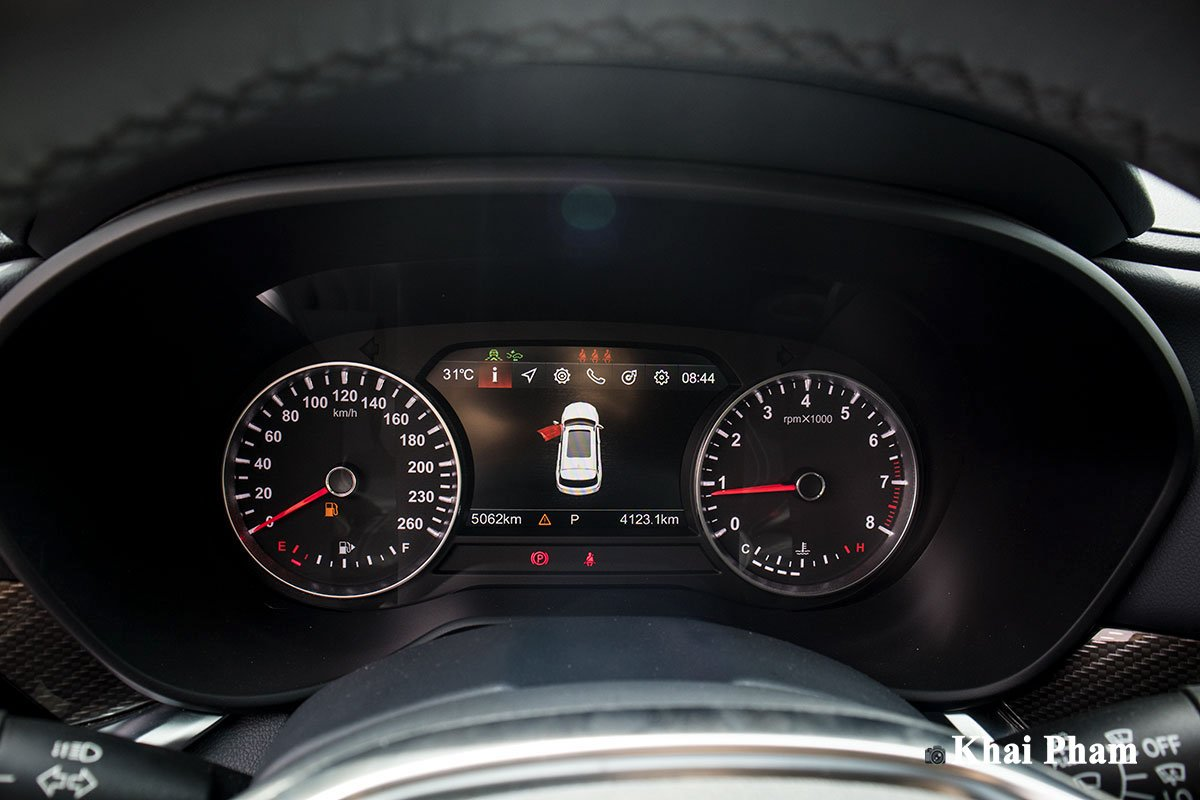 Ảnh Đồng hồ xe Brilliance V7 2020
