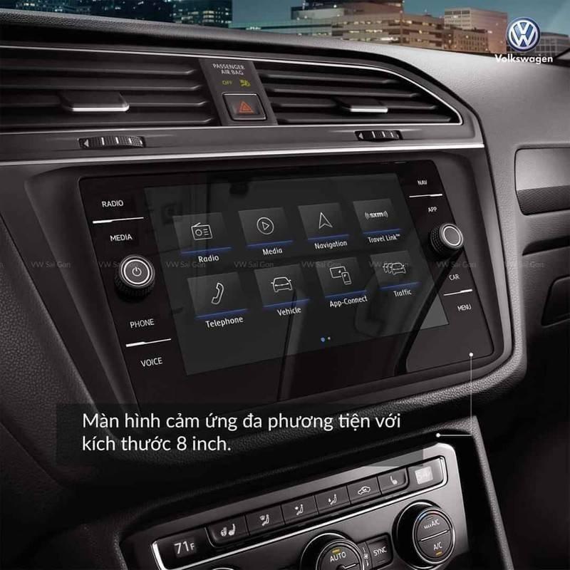 Bán Volkswagen Tiguan Luxury năm 2020, màu xám, nhập khẩu (5)