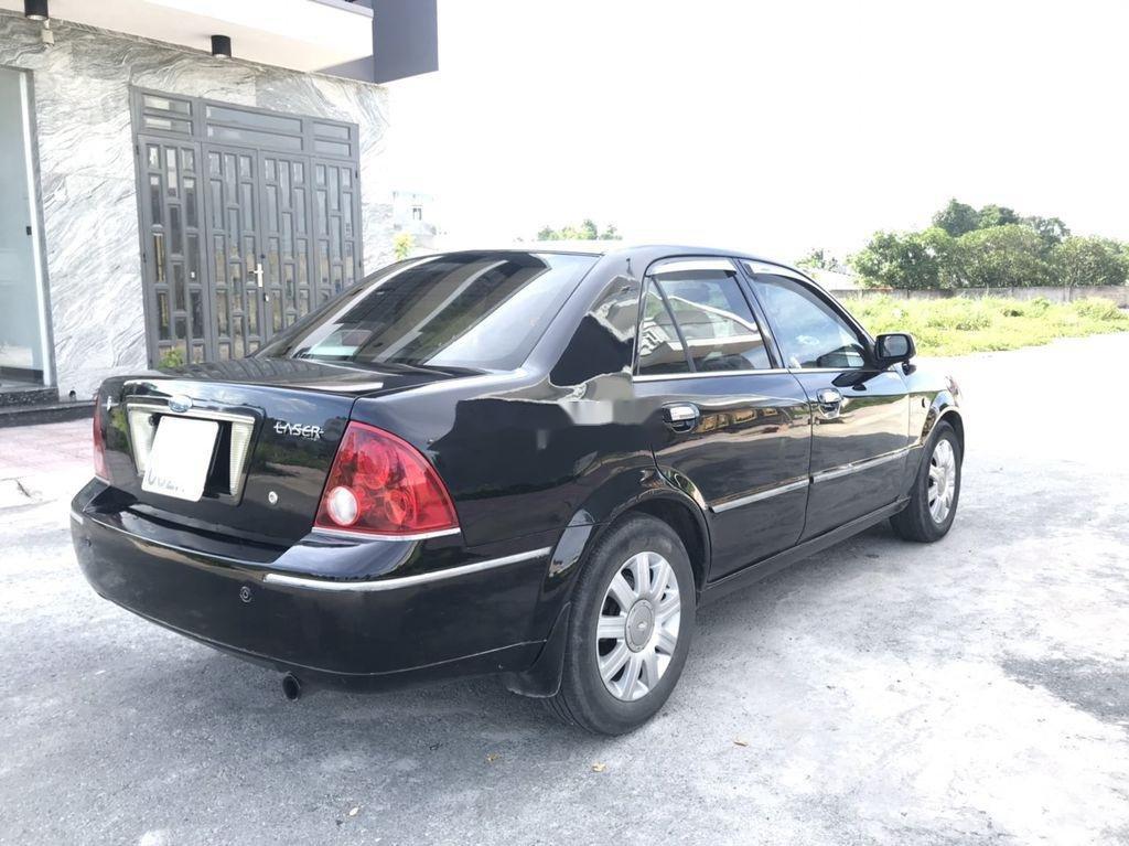 Cần bán xe Ford Laser 2004, màu đen, số tự động (4)