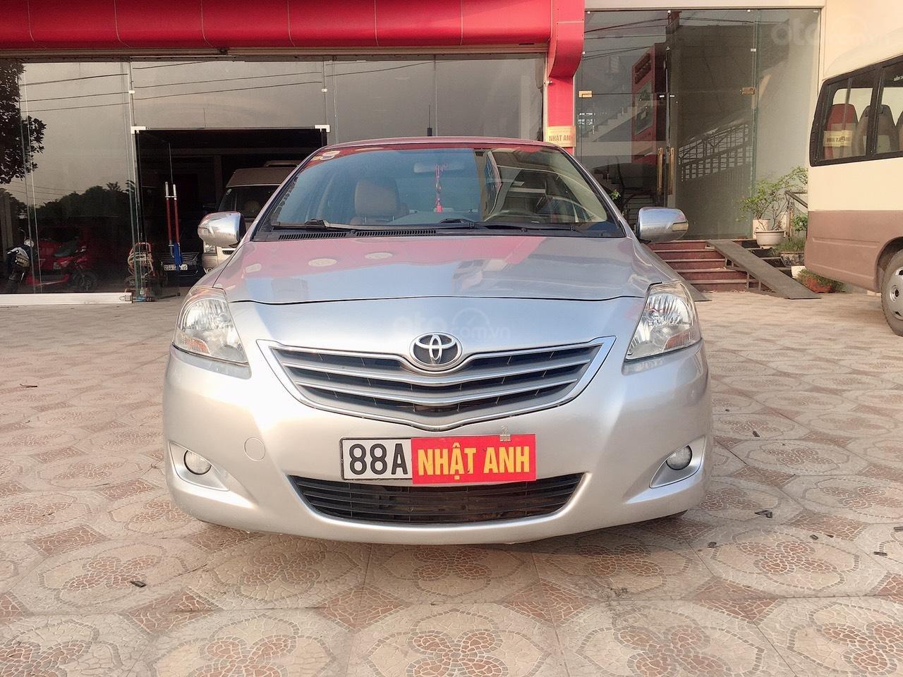 Bán Toyota Vios đời 2010 giá cực rẻ (1)