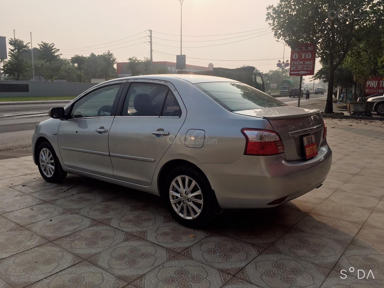 Bán Toyota Vios đời 2010 giá cực rẻ (9)