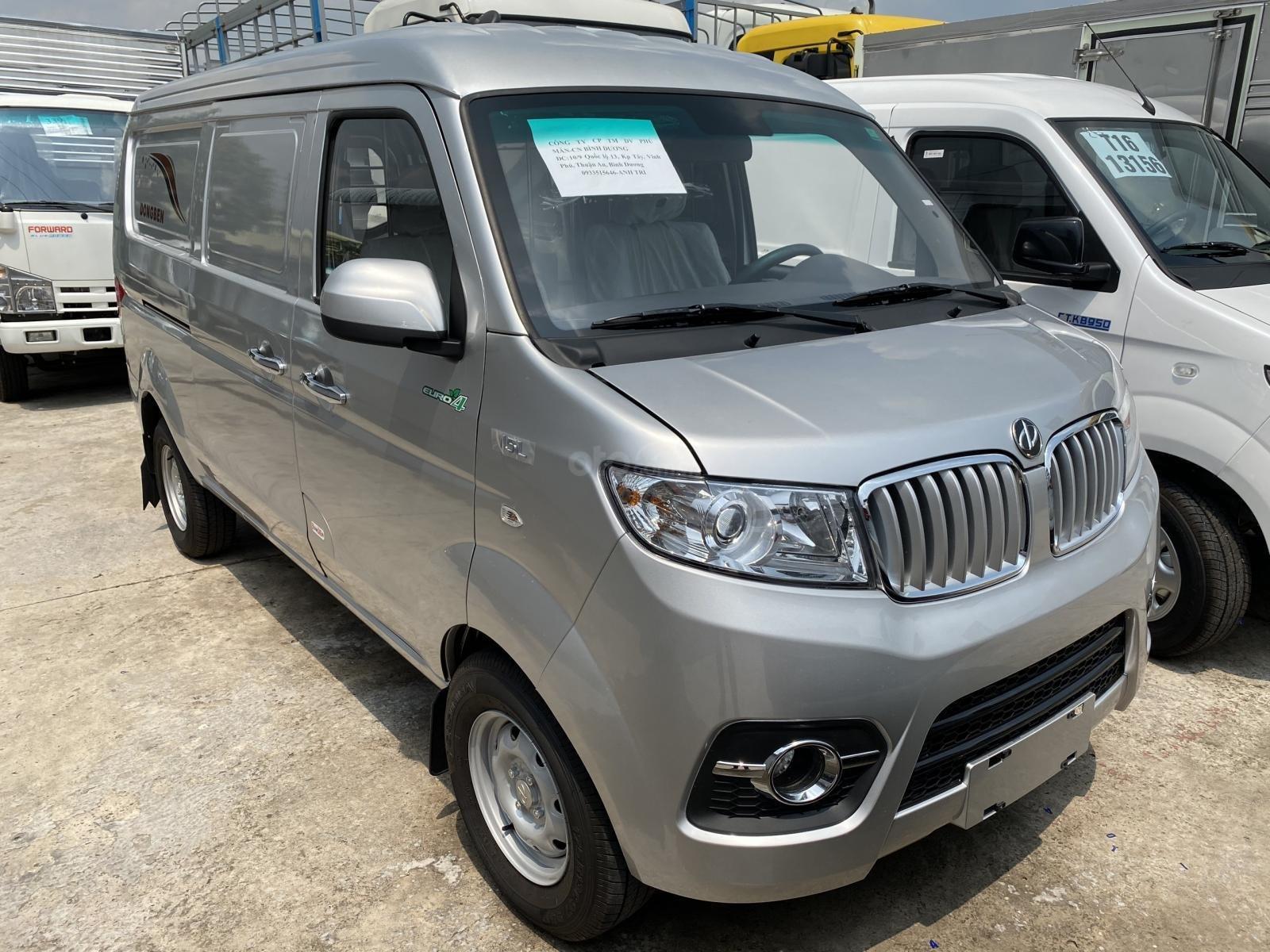 Xe tải van Dongben X30 2 chỗ ngồi, hỗ trợ trả góp 85% (1)