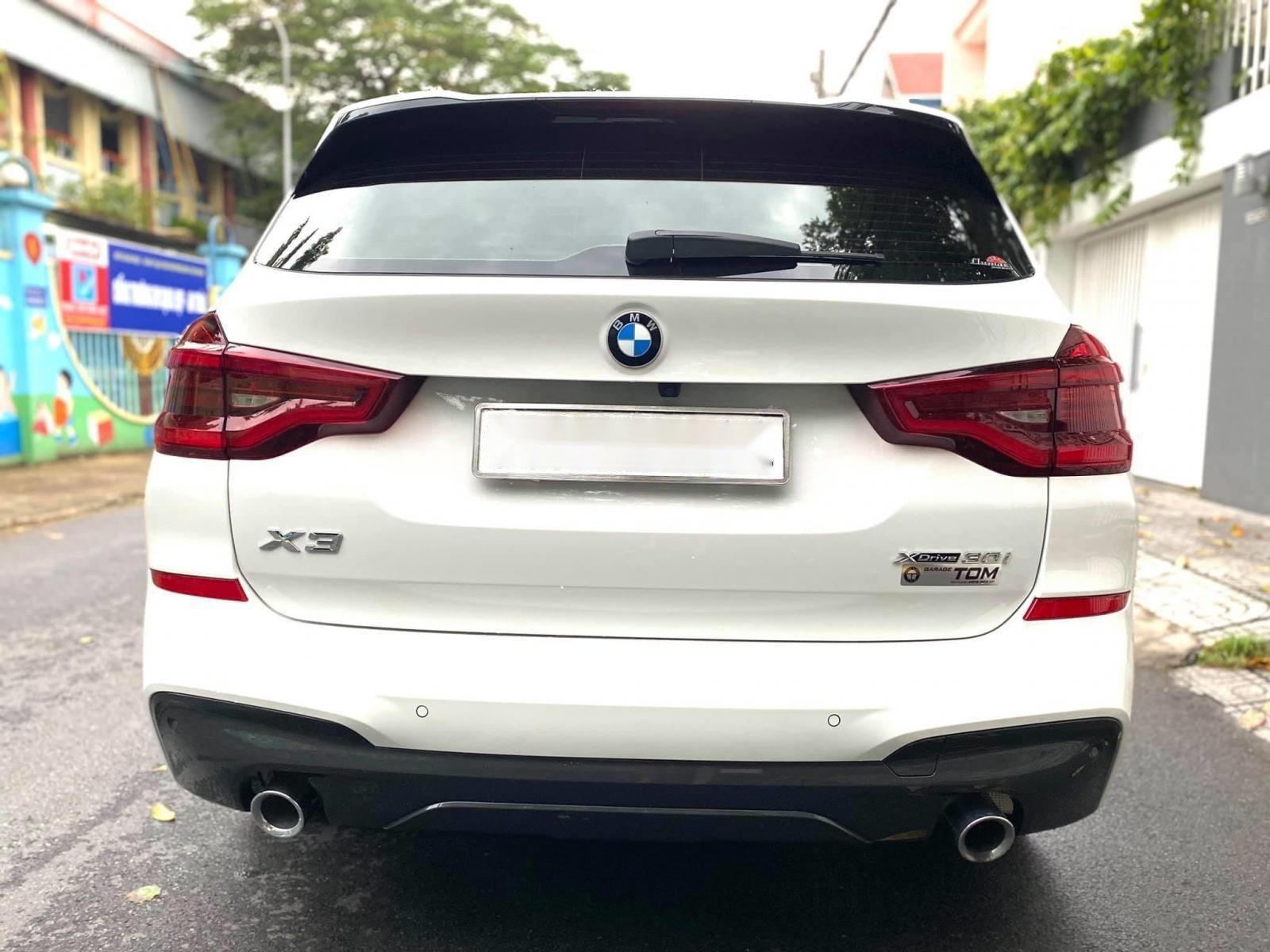 BMW X3-Msport 30i 2019 (8)