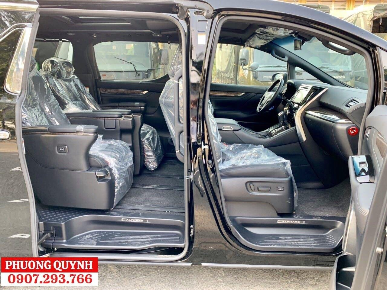 Toyota Alphard - Chuyên cơ mặt đất - đẳng cấp thương gia (4)