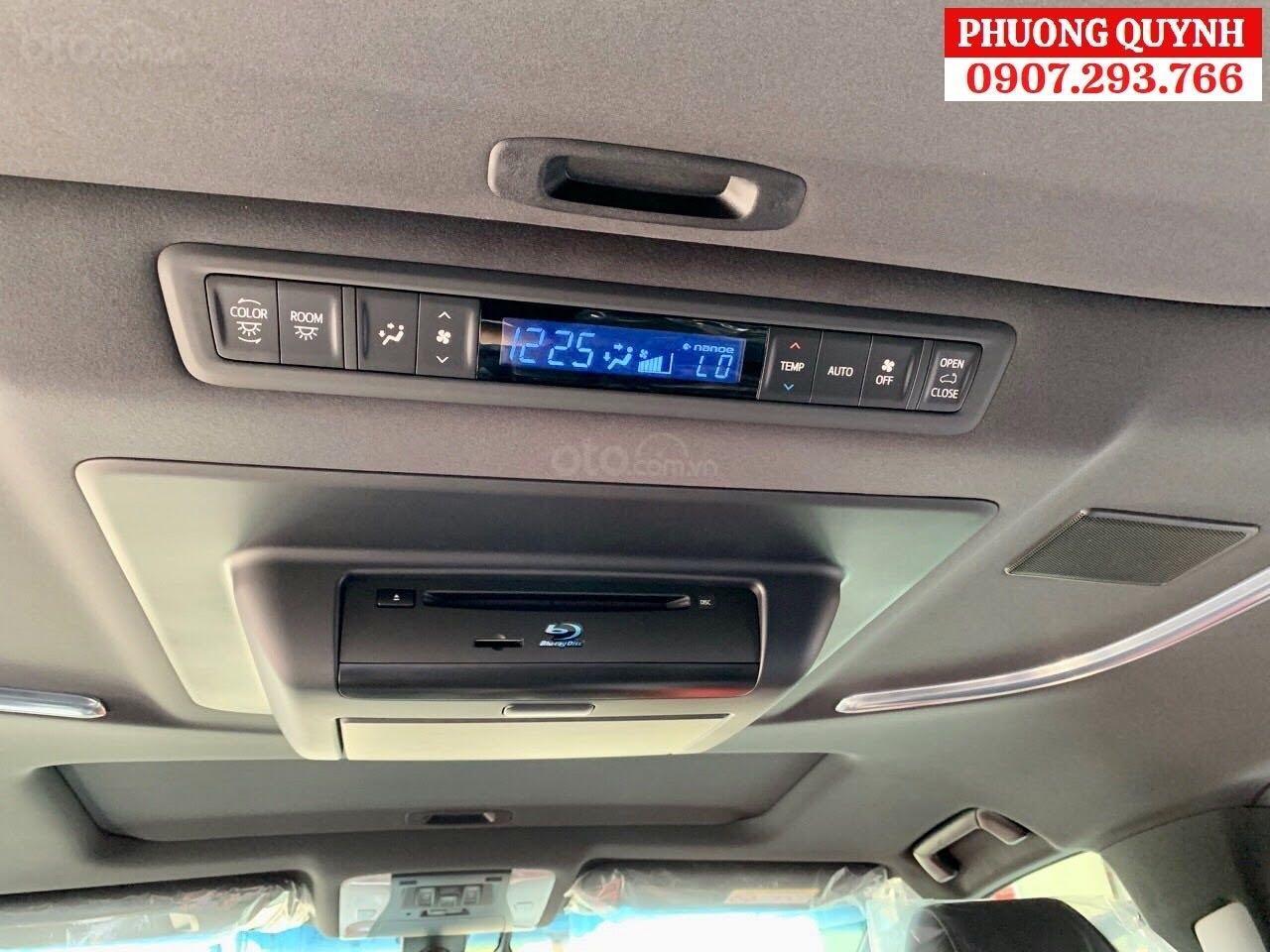 Toyota Alphard - Chuyên cơ mặt đất - đẳng cấp thương gia (9)