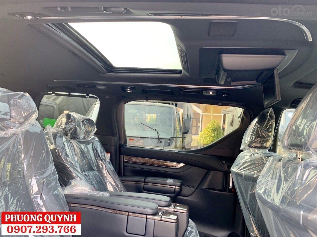Toyota Alphard - Chuyên cơ mặt đất - đẳng cấp thương gia (5)