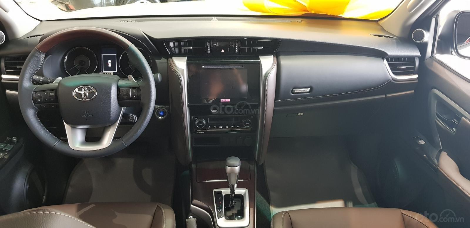 Bán xe Toyota Fortuner TRD mới năm 2019 (4)