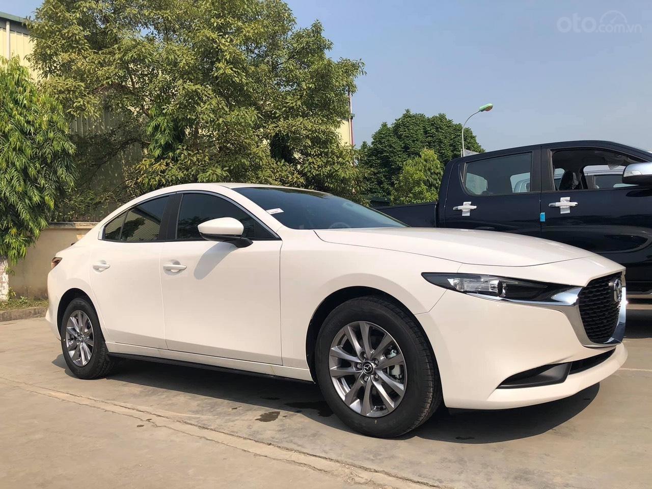 All-New Mazda 3 2020 - Ưu đãi đặc biệt lên đến 70 triệu - trả trước chỉ 192 triệu - đủ màu - giao ngay (2)