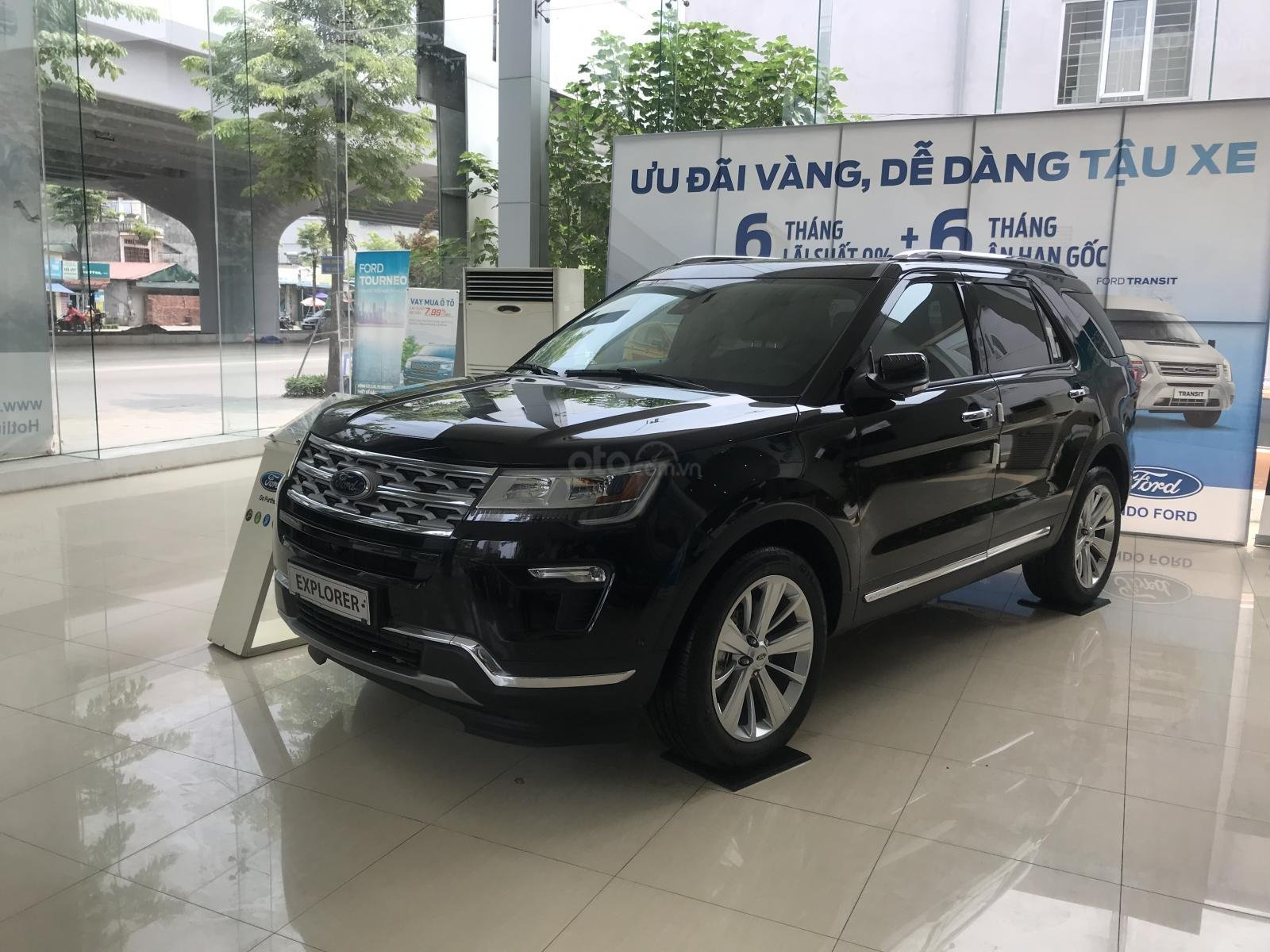 Ford Explorer Limited 2.3 Ecoboost AT 4WD (4)