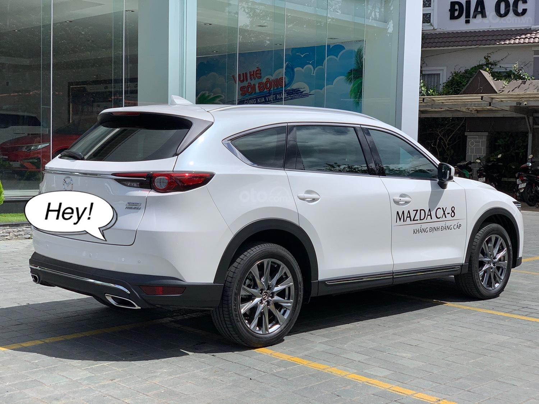 Mazda CX8 ưu đãi giảm 200 triệu + bảo hiểm vật chất xe (5)