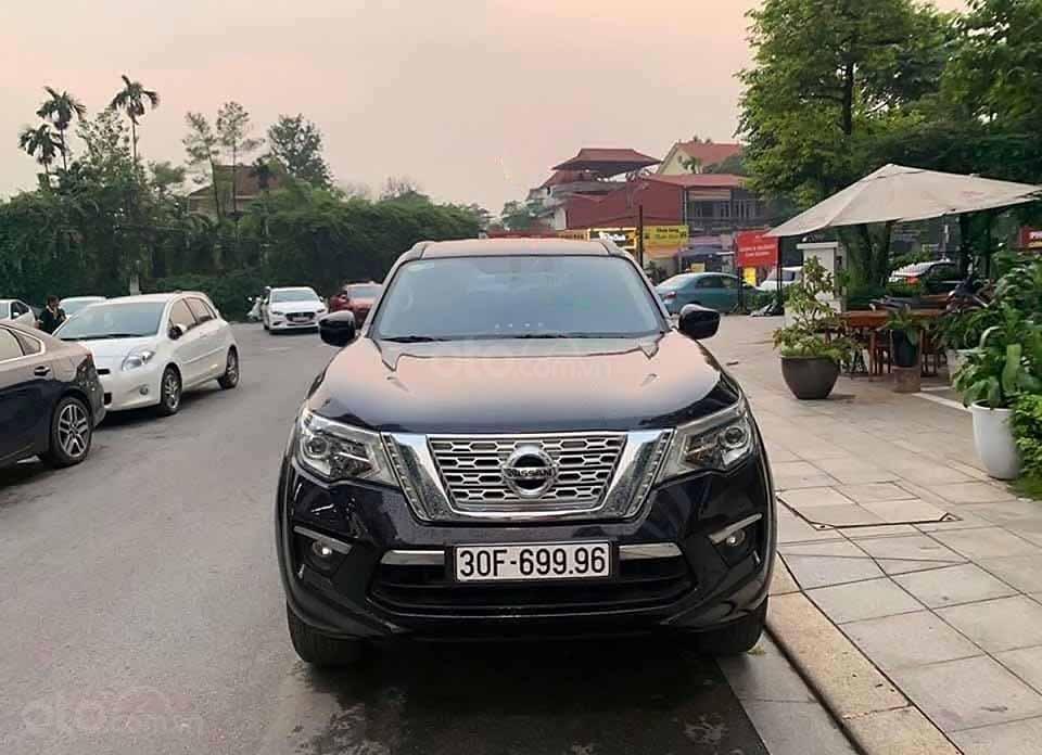 Bán xe Nissan Terra E 2.5 AT 2WD 2018, màu đen, xe nhập còn mới (1)