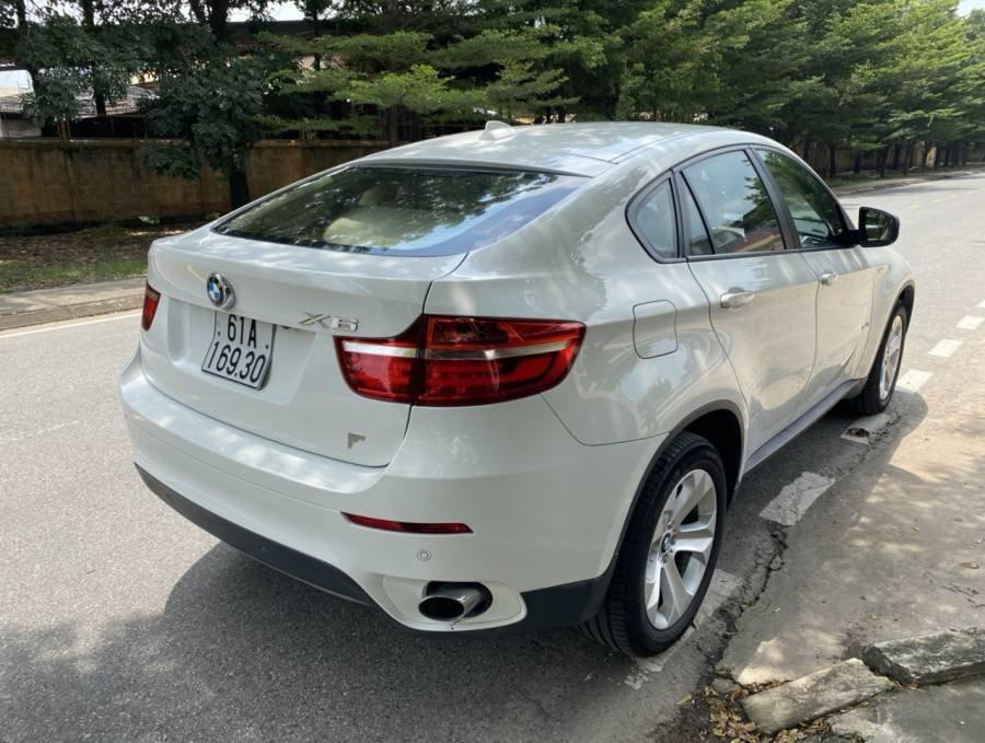 Bán ô tô BMW X6 xDrive 35i đời 2013, màu trắng, nhập khẩu nguyên chiếc (6)
