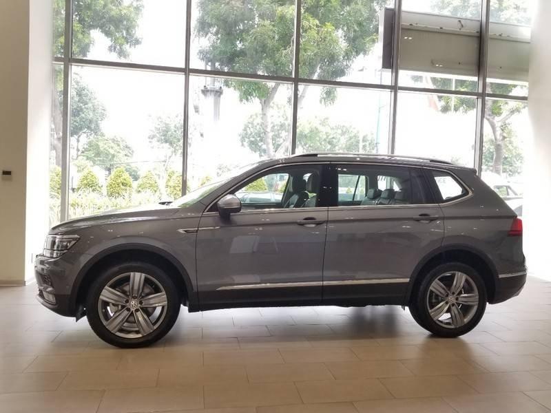 Bán Volkswagen Tiguan Luxury năm 2020, màu xám, nhập khẩu (2)