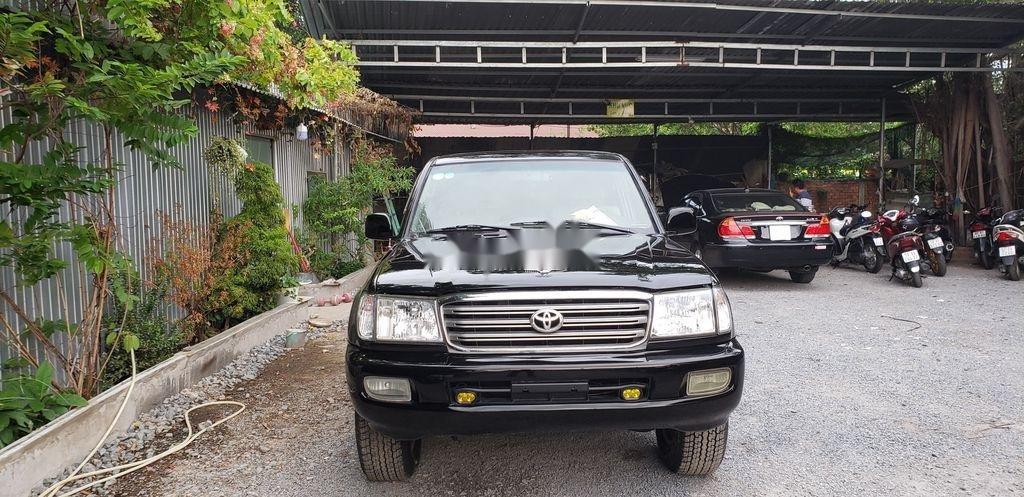 Cần bán lại xe Toyota Land Cruiser năm 2003, màu đen, giá 365tr (8)