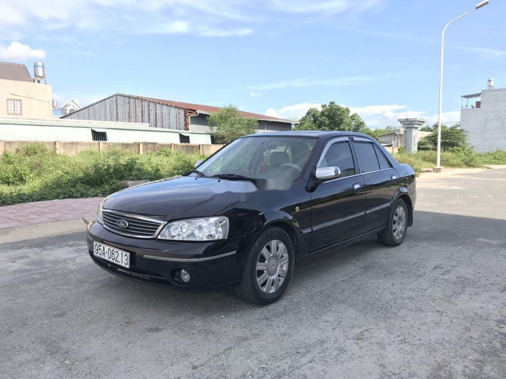 Cần bán xe Ford Laser 2004, màu đen, số tự động (3)