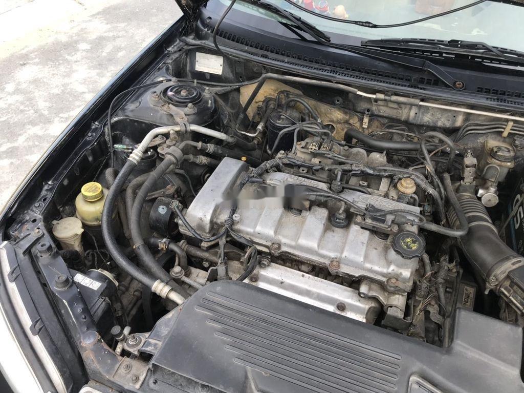 Cần bán xe Ford Laser 2004, màu đen, số tự động (10)