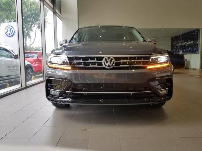 Bán Volkswagen Tiguan Luxury năm 2020, màu xám, nhập khẩu (4)