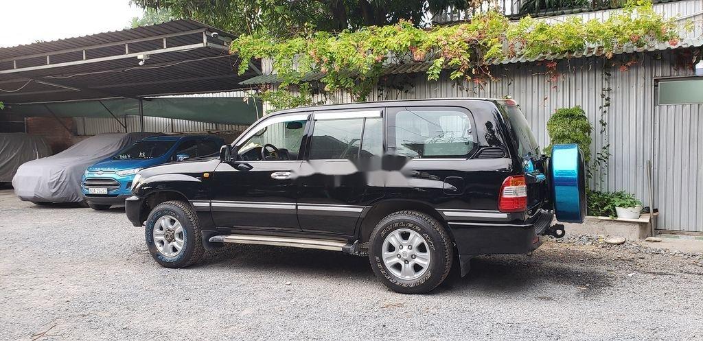 Cần bán lại xe Toyota Land Cruiser năm 2003, màu đen, giá 365tr (7)