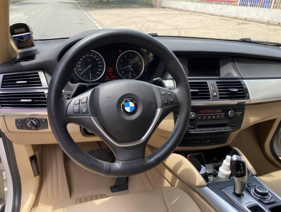Bán ô tô BMW X6 xDrive 35i đời 2013, màu trắng, nhập khẩu nguyên chiếc (2)