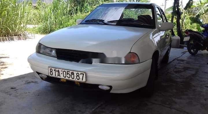 Cần bán Daewoo Racer 1994, màu trắng, nhập khẩu nguyên chiếc (1)
