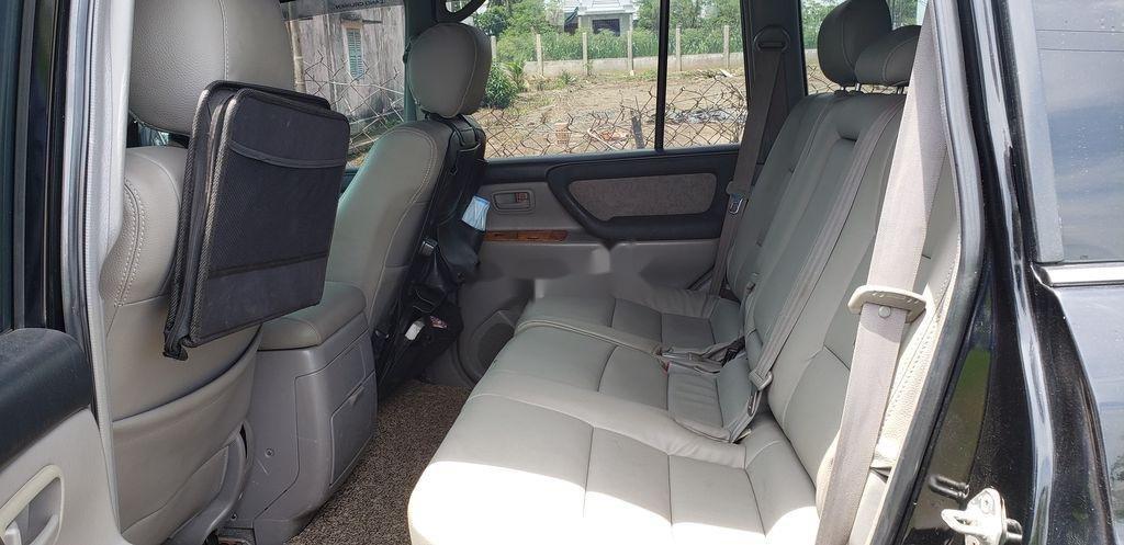 Cần bán lại xe Toyota Land Cruiser năm 2003, màu đen, giá 365tr (5)