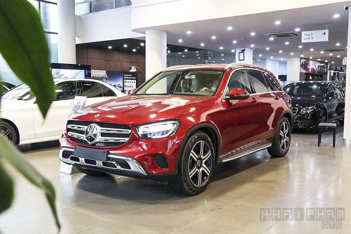 Giá xe Mercedes-Benz GLC 200 4MATIC 2021 1.