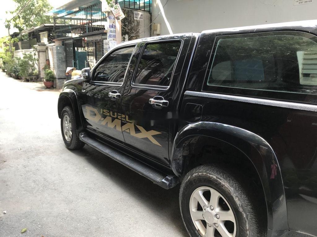 Bán xe Isuzu Dmax 3.0 năm 2011, màu đen còn mới (5)